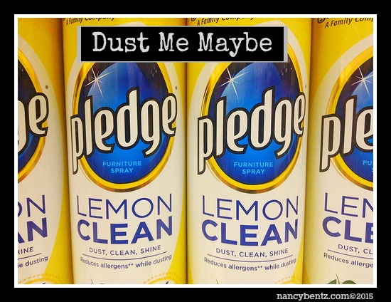 Dust Me Maybe