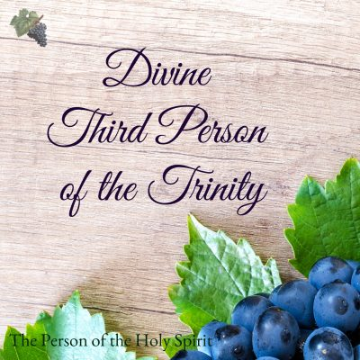 Divine Third Person of the Trinity