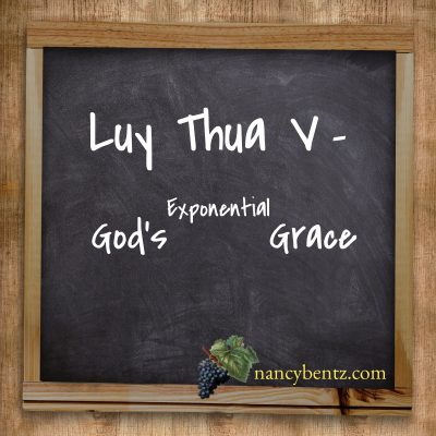 Luy Thua V – God's Exponential Grace