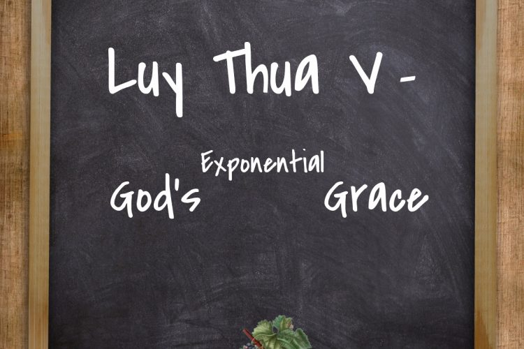 Teacher - God's Exponential Grace
