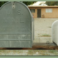Old Mailboxes II
