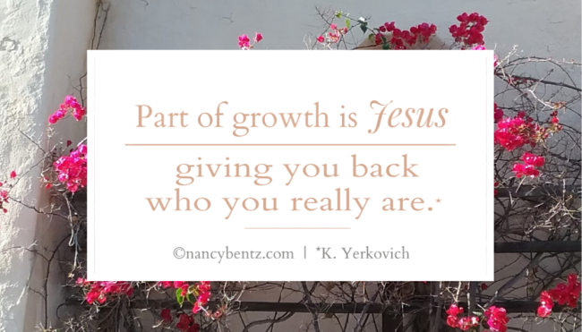 Part of growth …