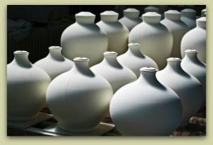 Porcelain pottery II