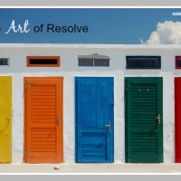 The Art of Resolve