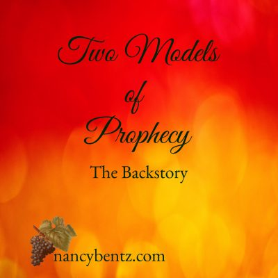 Two Models of Prophecy – The Backstory
