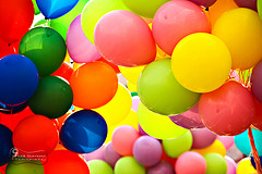 balloons - small