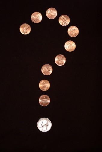 coin question mark