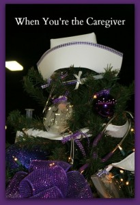 nurse cap tree topper II