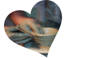 potters hand - Skinny Pig II